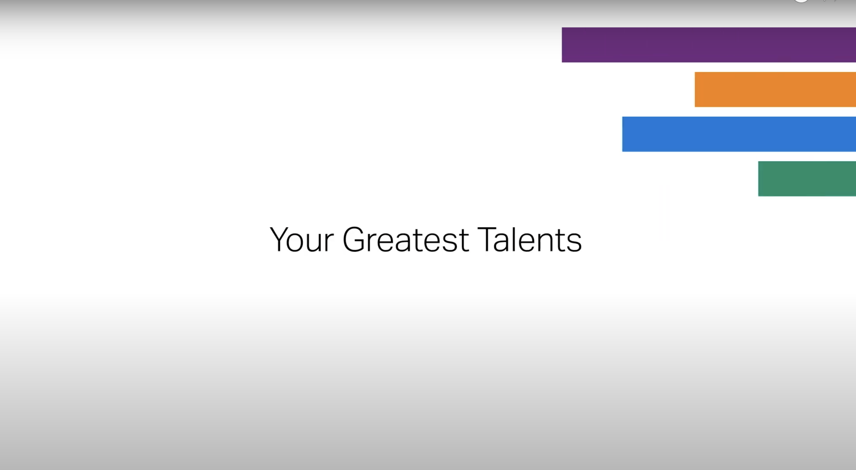 Your Greatest Talents